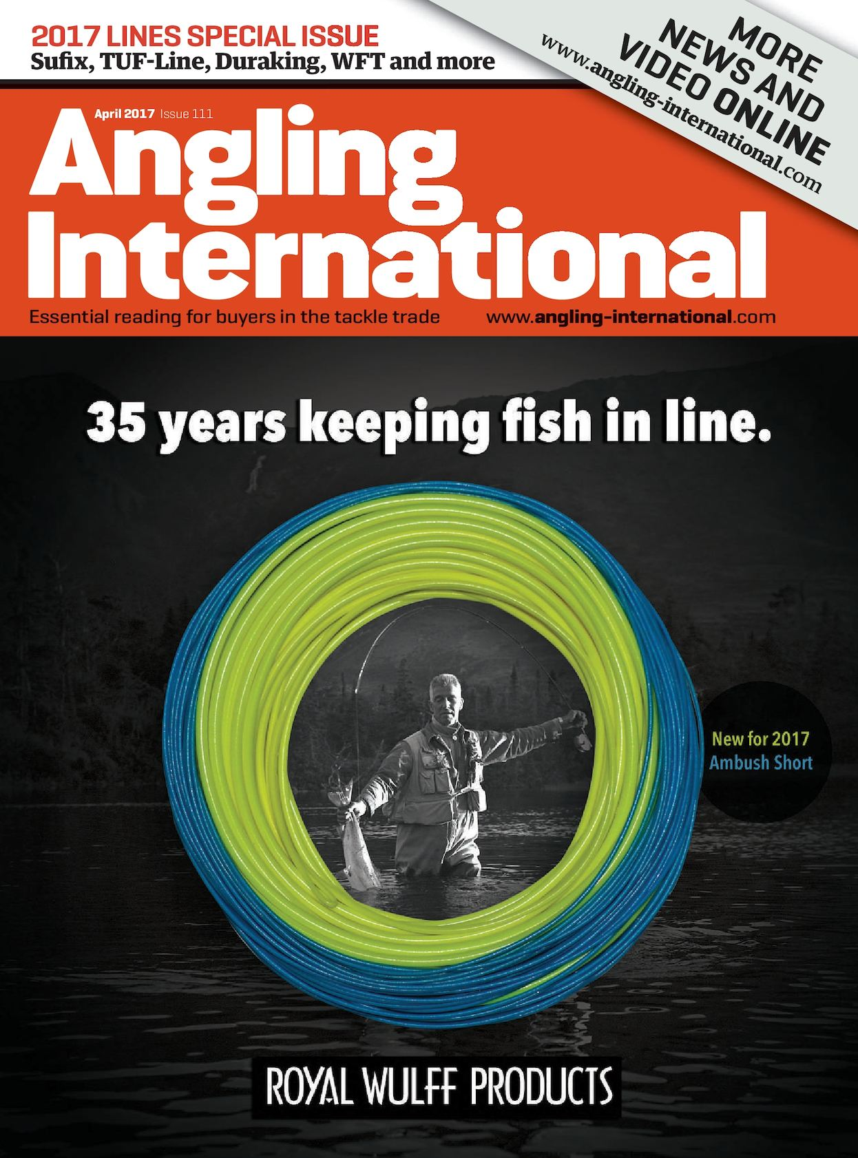 Calaméo - Angling International - April 2017 - issue 111 847fc243dc57