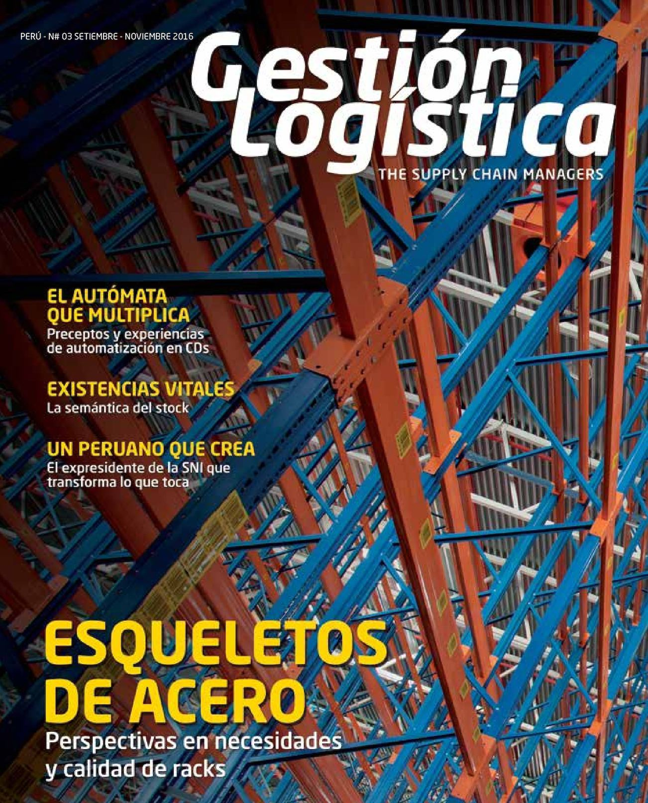 Calaméo - Gestion Logistica The Supply Chain Managers Ed 03 Set 2016