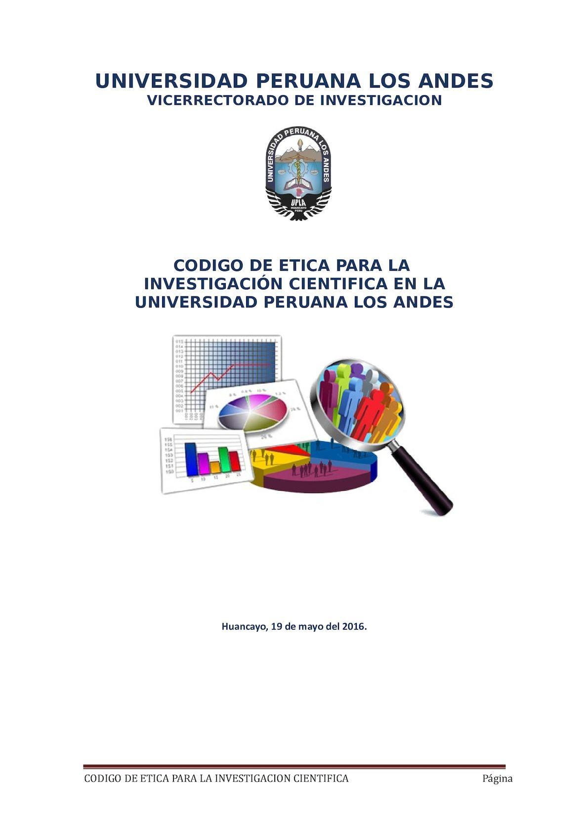 2017 Licenciamiento Codigo De Etica Version Ii