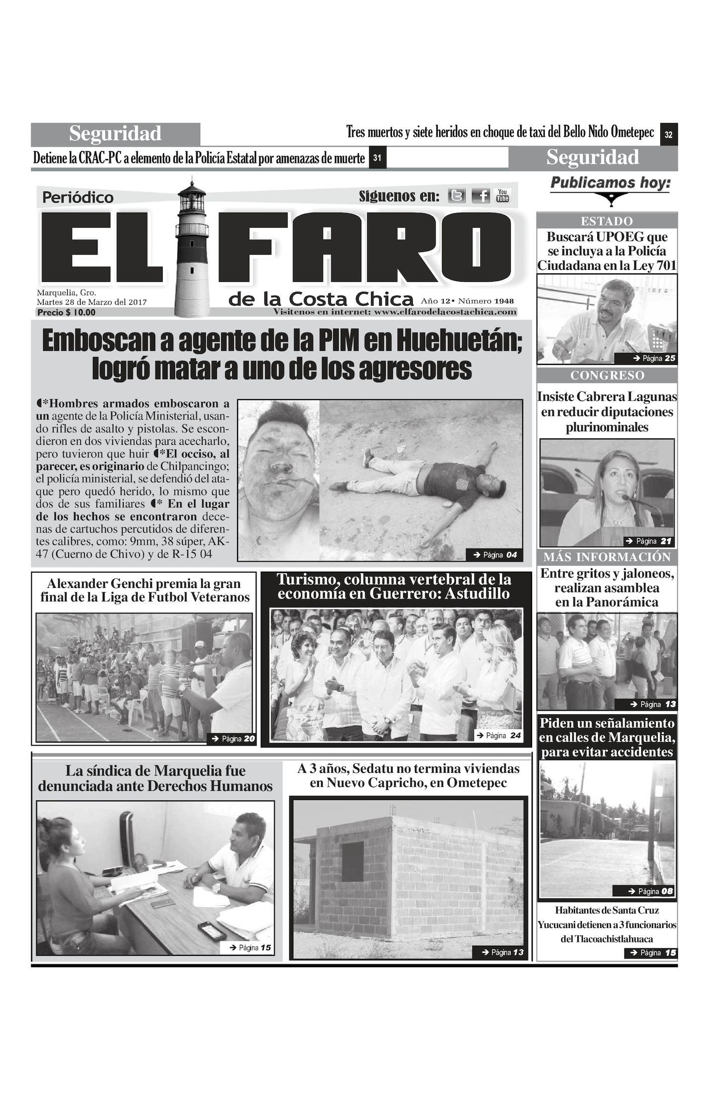 Calaméo - 28 de Marzo del 2017