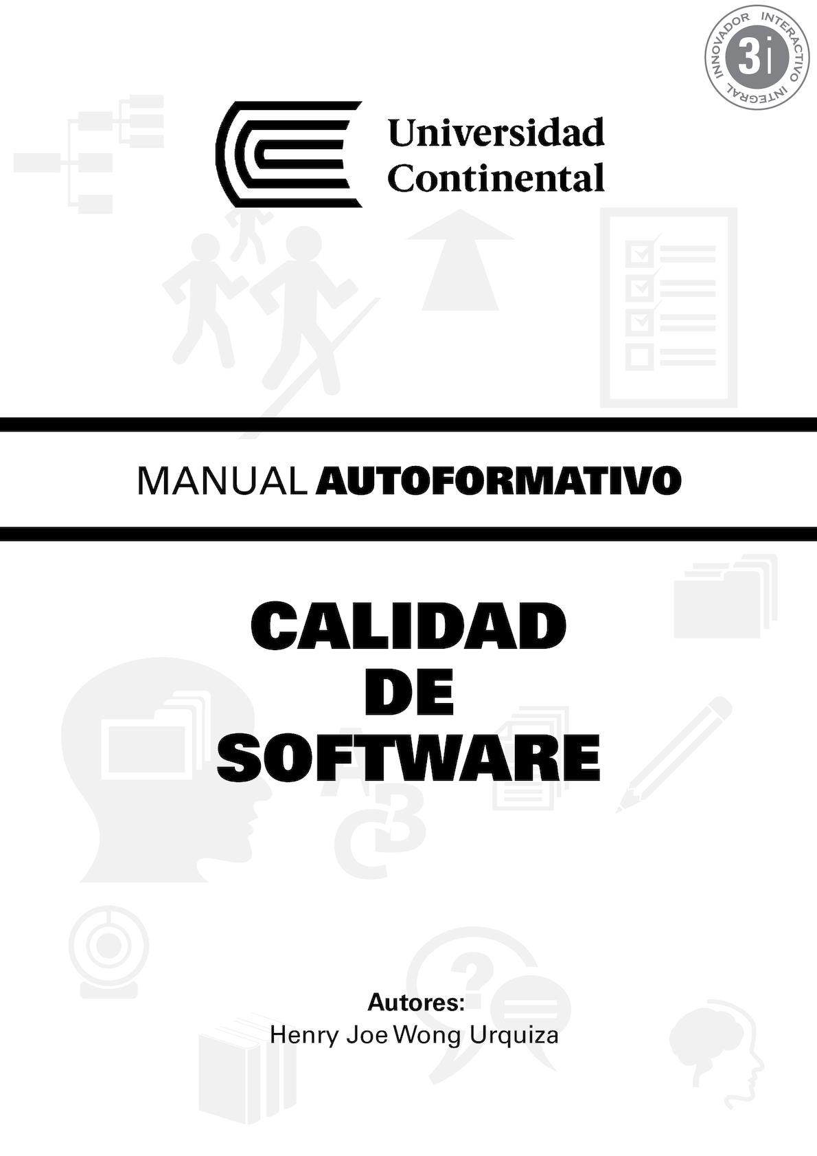Calaméo - Calidad De Software A0043 V Plataforma