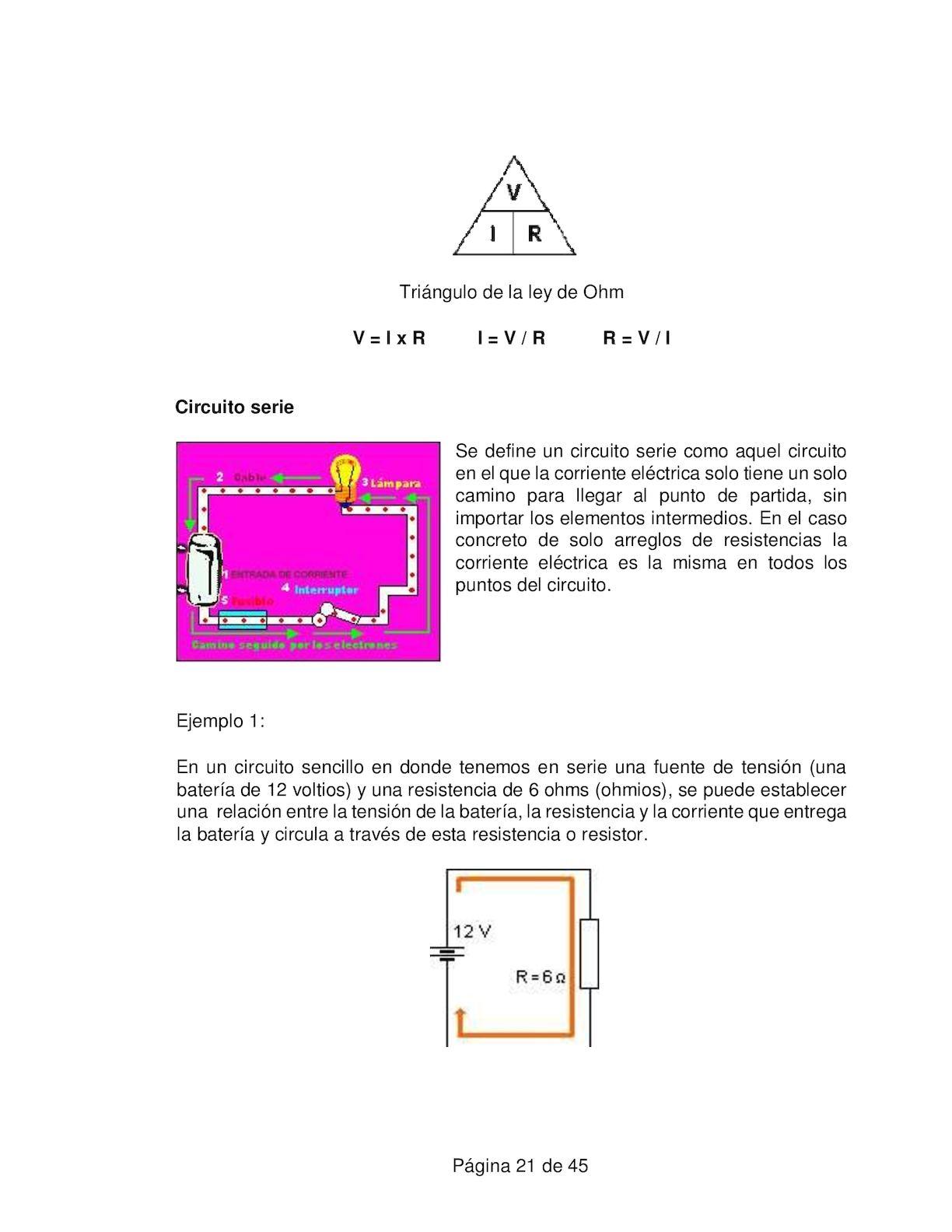 Circuito Sencillo : Electronica ga mide e interpreta 2017 calameo downloader