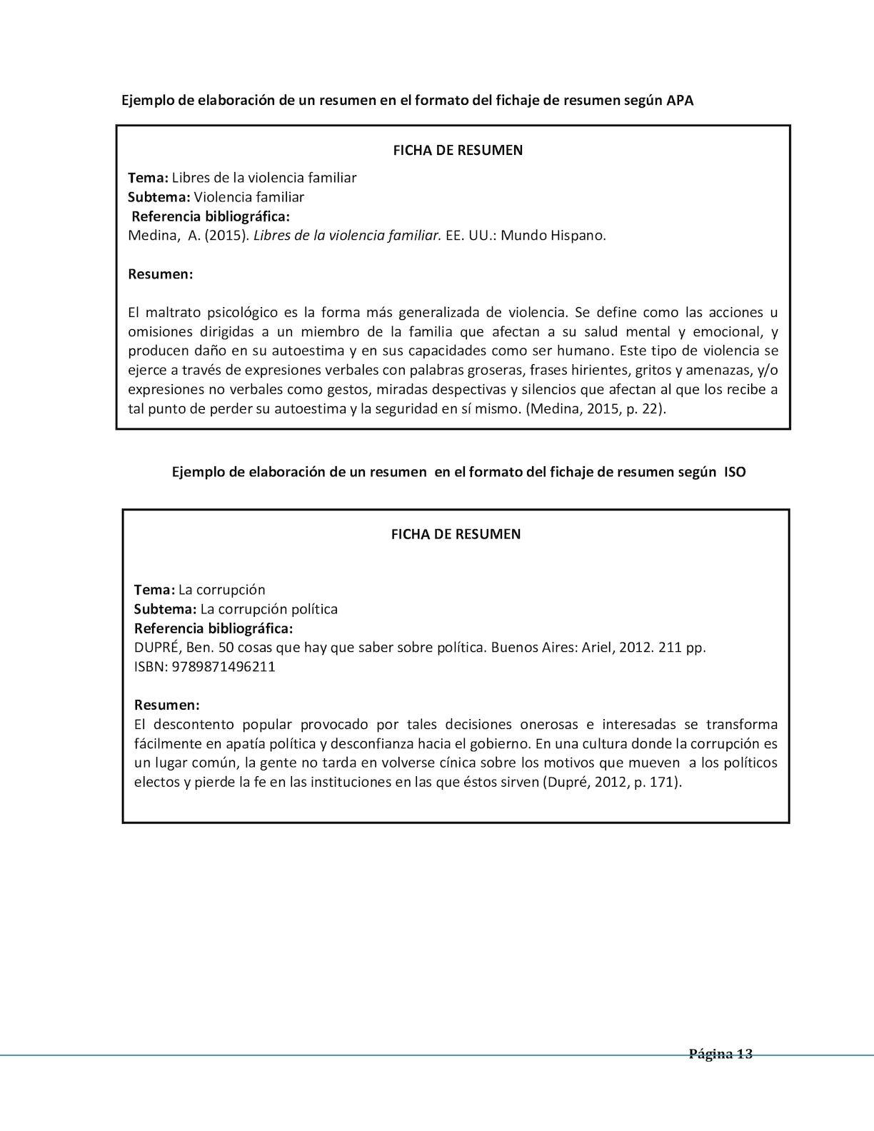 formato de resumen elioleracom p13 formato de resumen licensing specialist cover letter licensing specialist cover letter