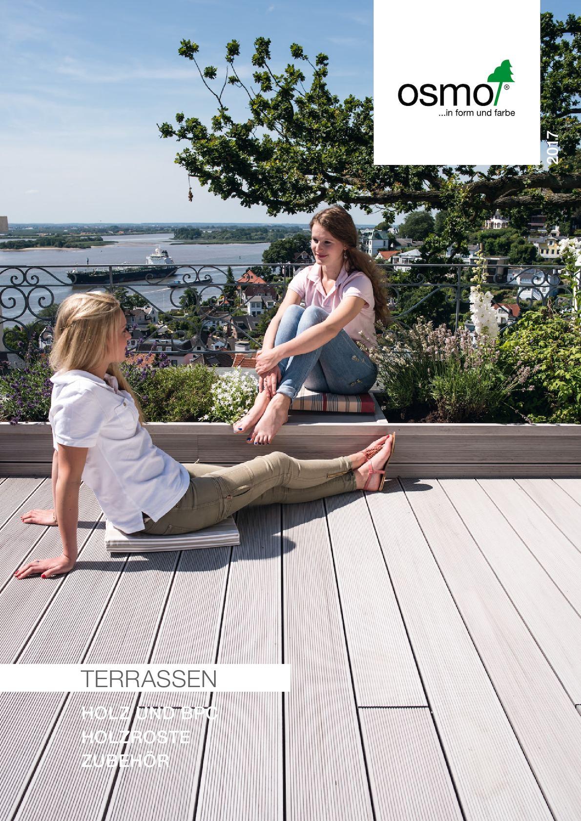 calam o osmo terrassen. Black Bedroom Furniture Sets. Home Design Ideas