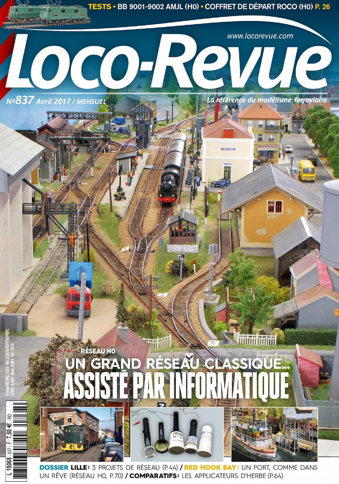 Loco Revue 04 2017