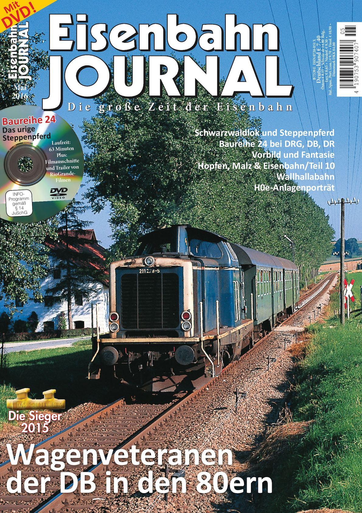 Eisenbahn Journal 05 2016