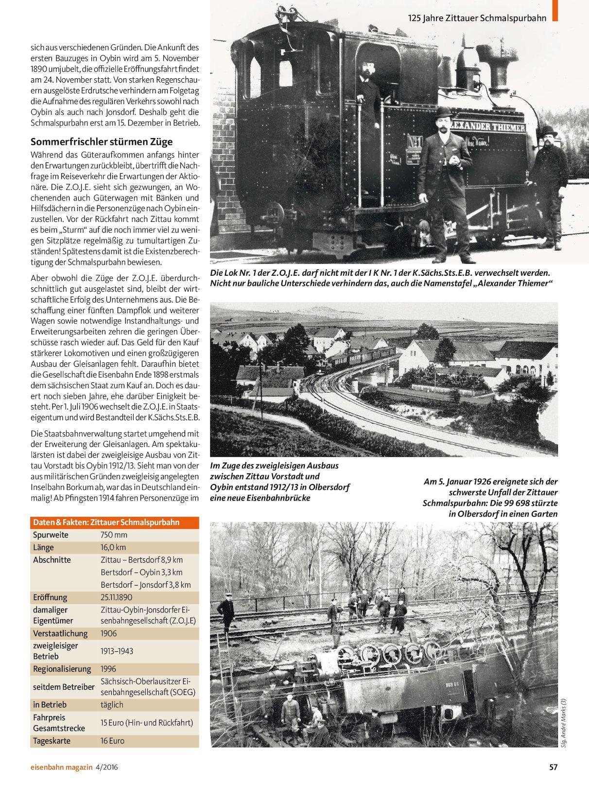 Eisenbahn Modellbahn Magazin 04 2016 - CALAMEO Downloader
