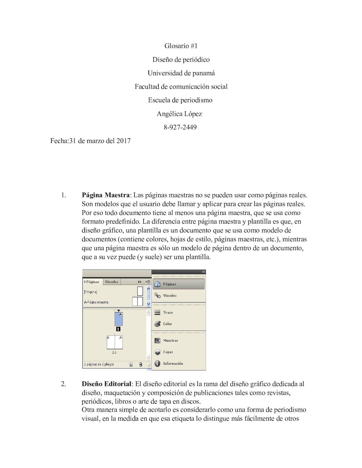 Calaméo - Glosario Diseño De Periodico Angelica
