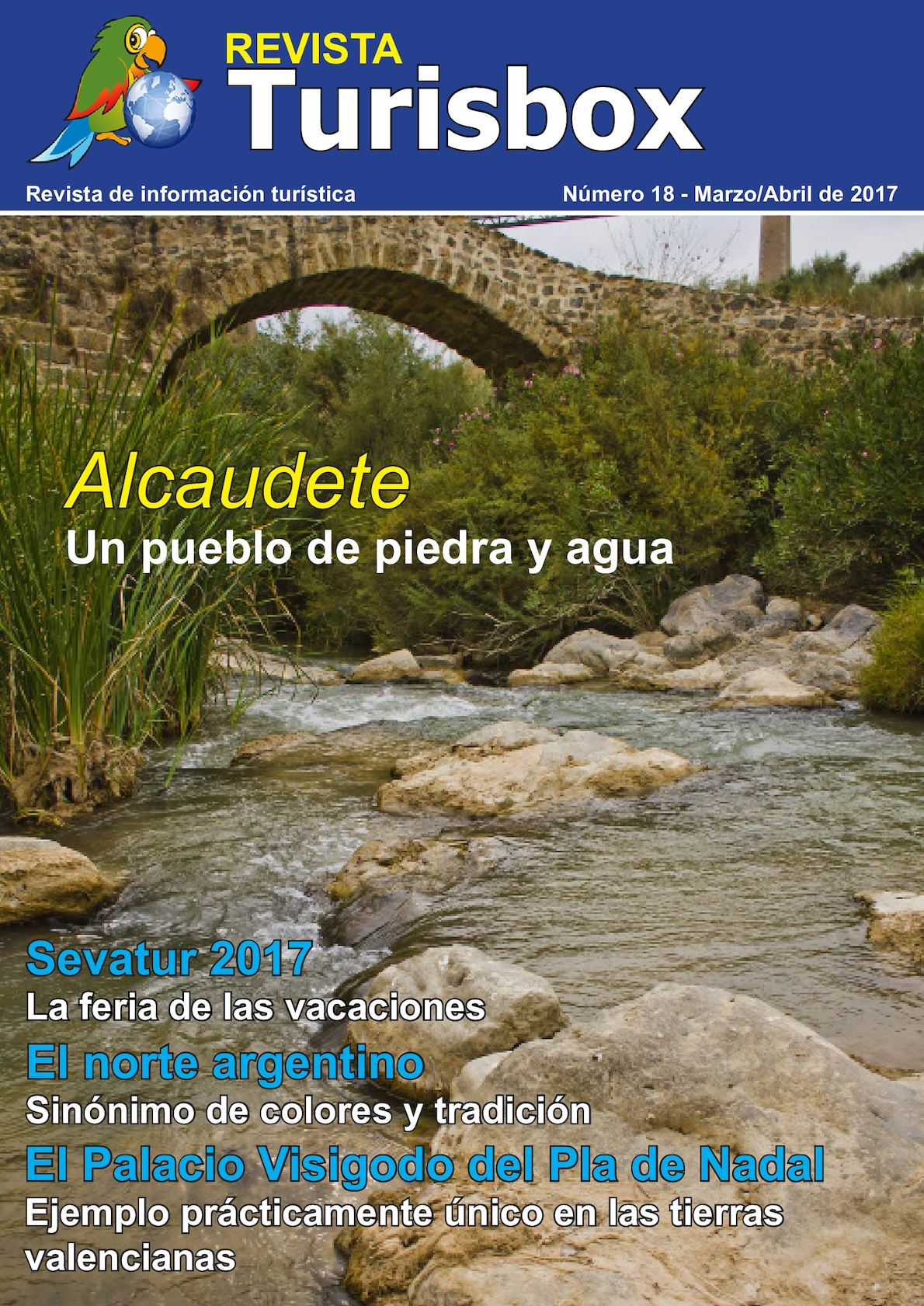 Revista Turisbox Nº 18 - Turismo