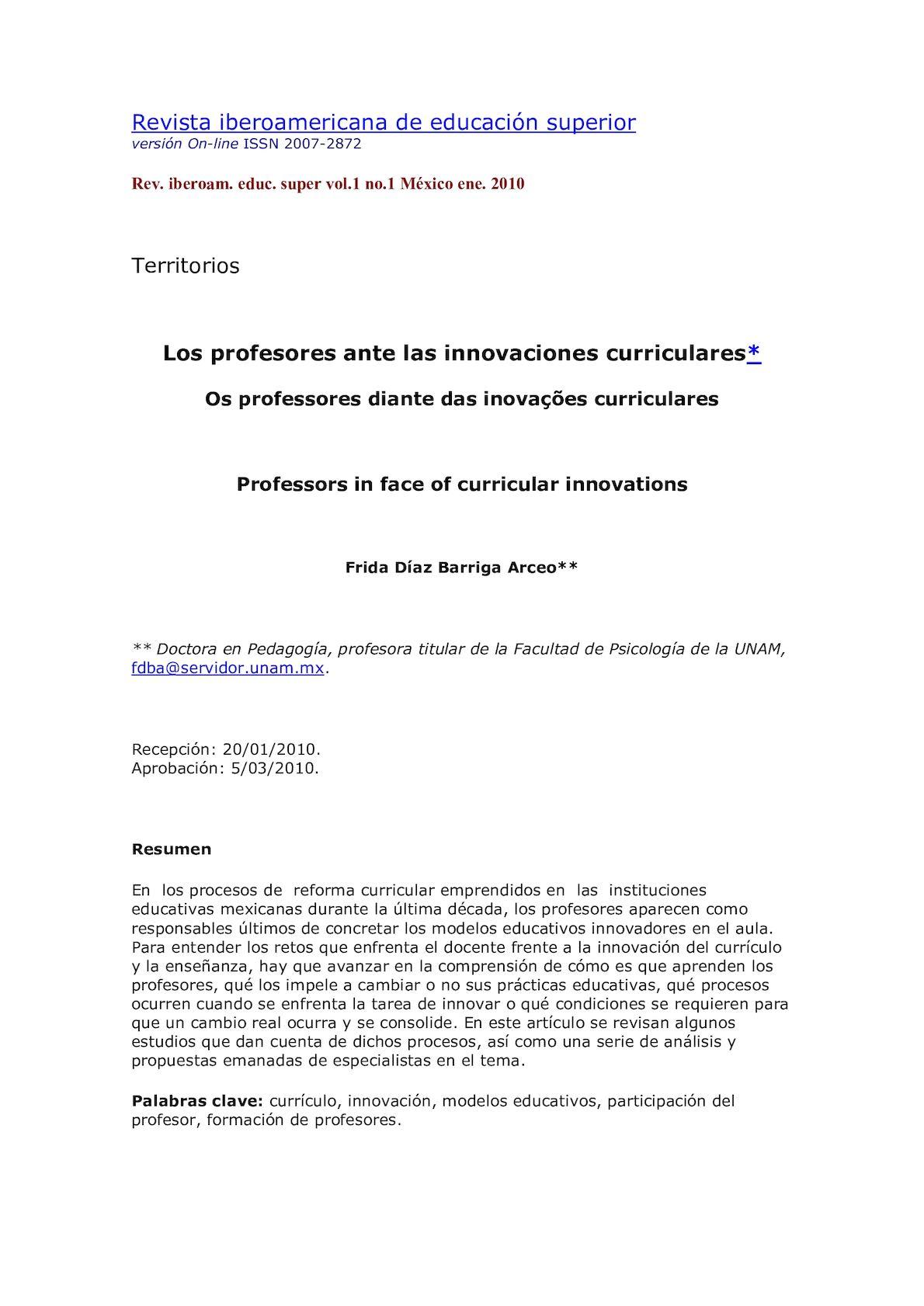 Calaméo - Innovacion Curricular