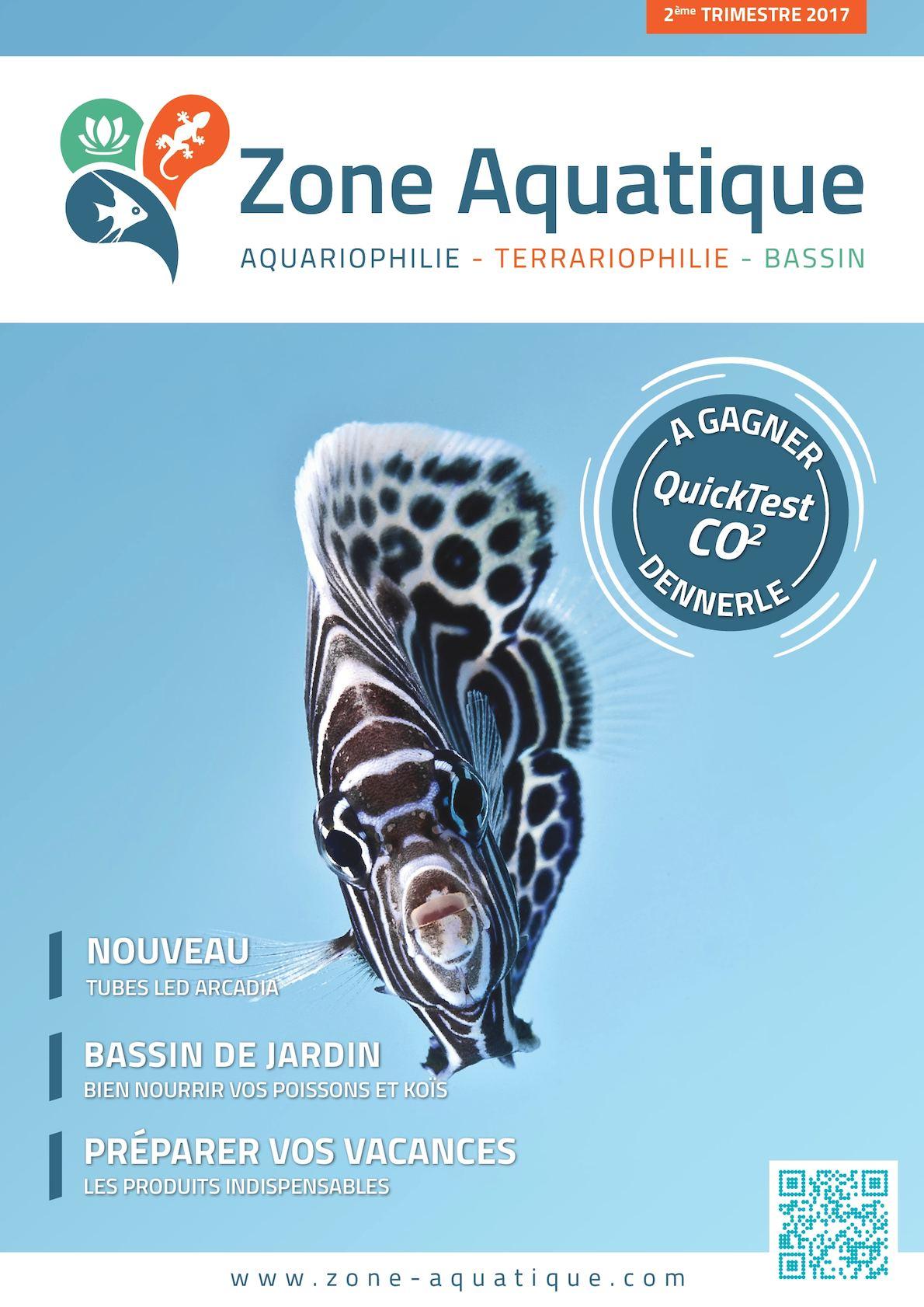 Magazine Zone Aquatique - 2ème Trimestre 2017