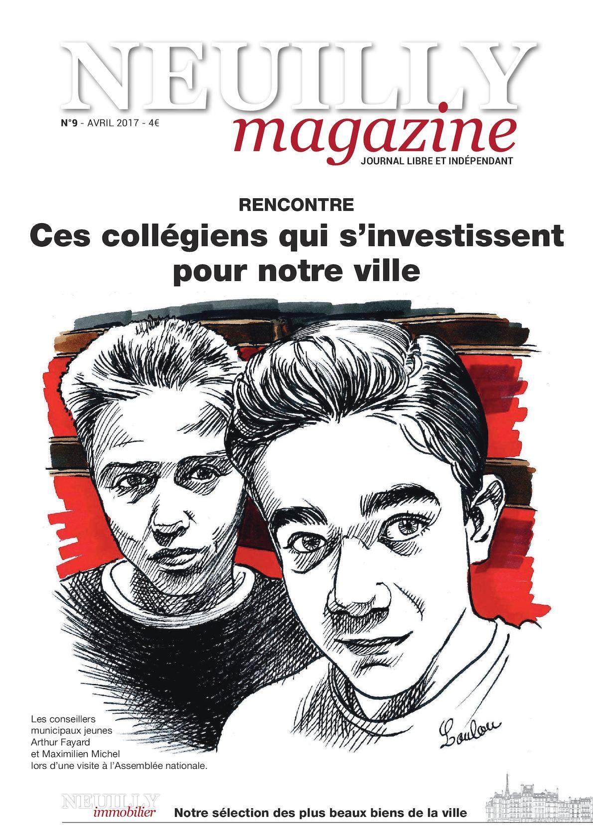 Neuilly Magazine n°9 - avril 2017