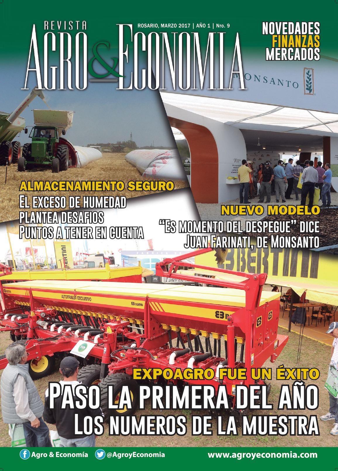Revista Agro & Economía, Marzo 2017