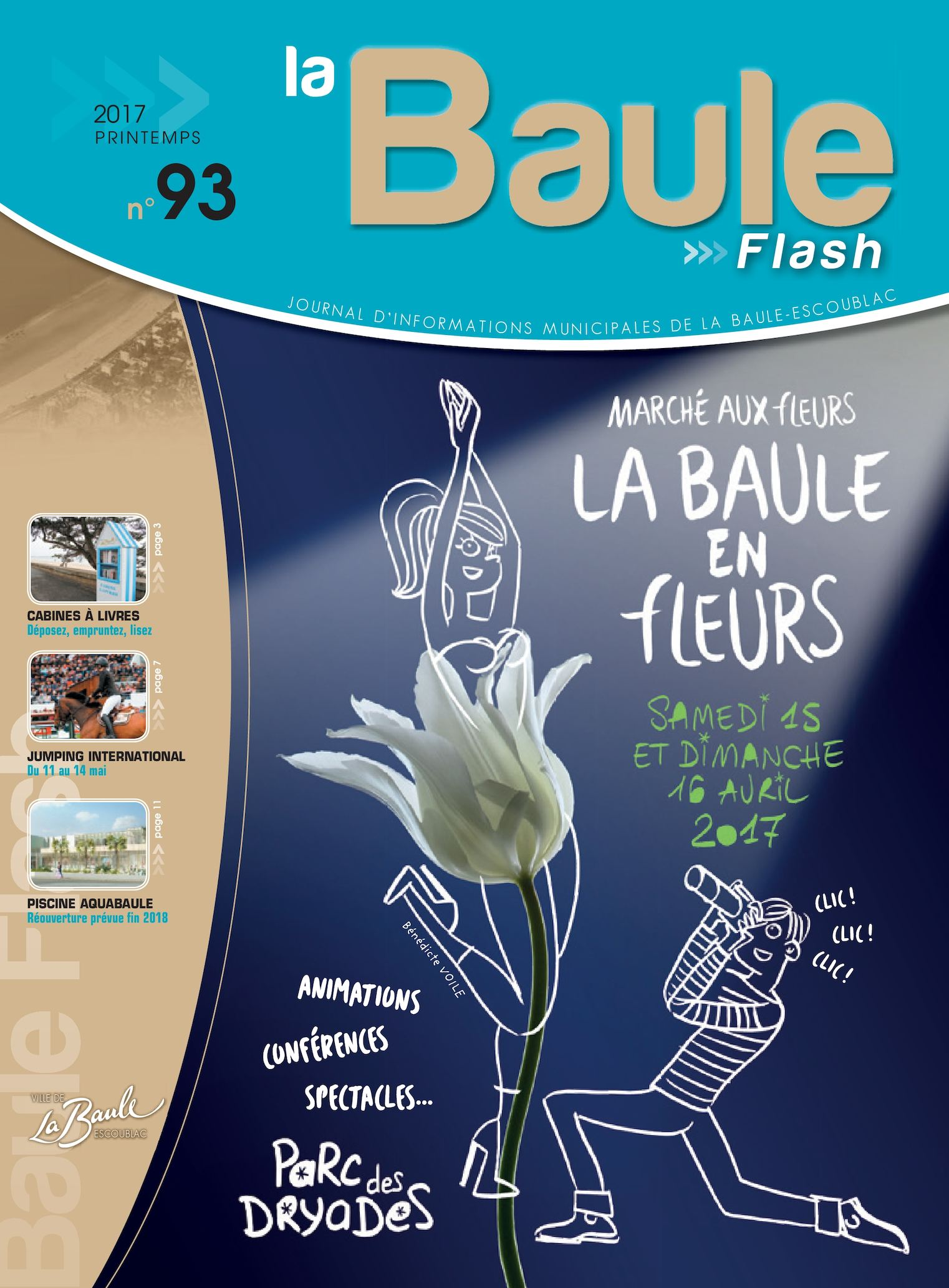 Calam o la baule flash 93 printemps 2017 for Aquabaule piscine