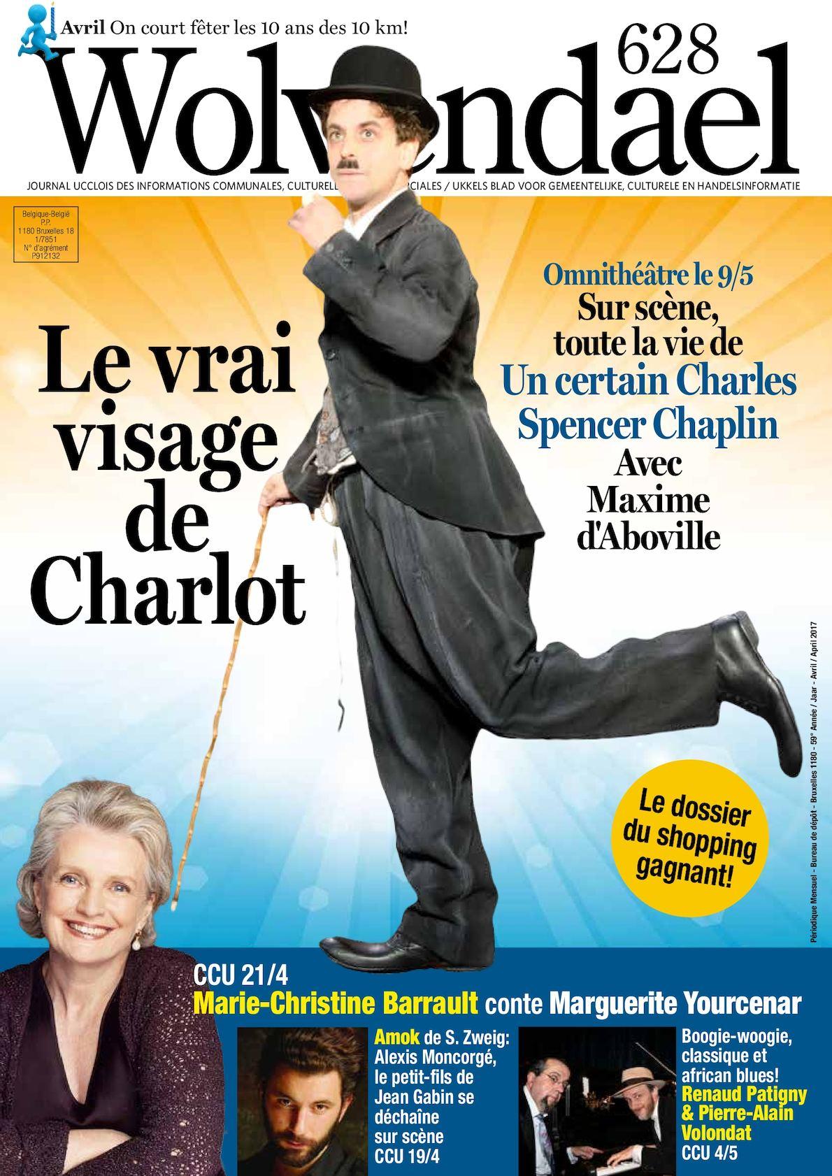 Calaméo Wolvendael Magazine N628 Avril 2017