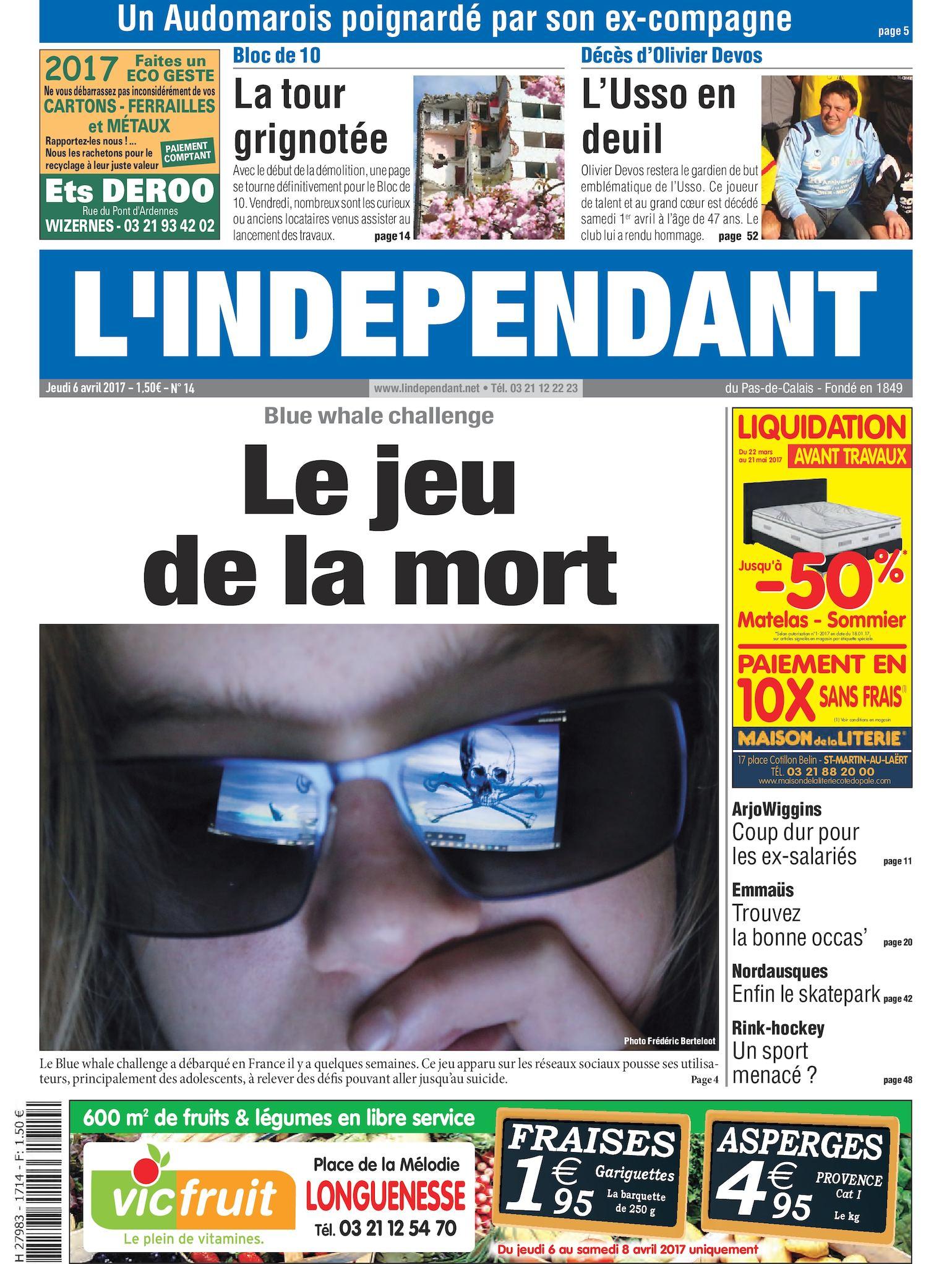 Calaméo - L indépendant Semaine 14 2017 a2c4c8ccb5b8