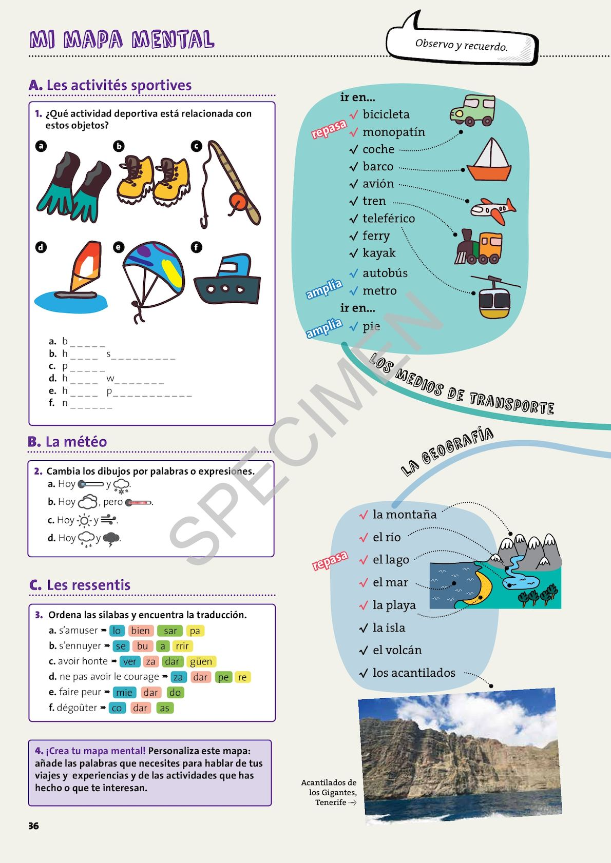 Reporteros 4e livre de llve calameo downloader page 40 ccuart Images