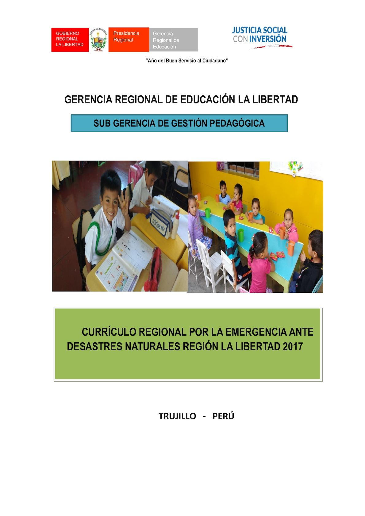 Calaméo - Currículo Regional Por La Emergencia Grell