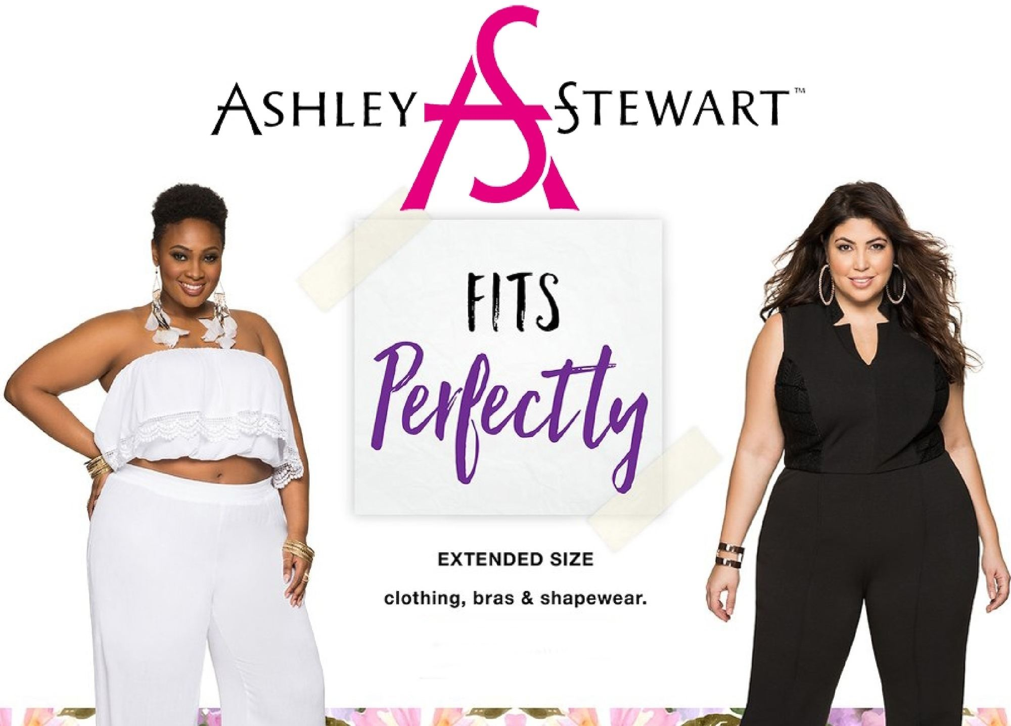 Ashley Stewart April 2017