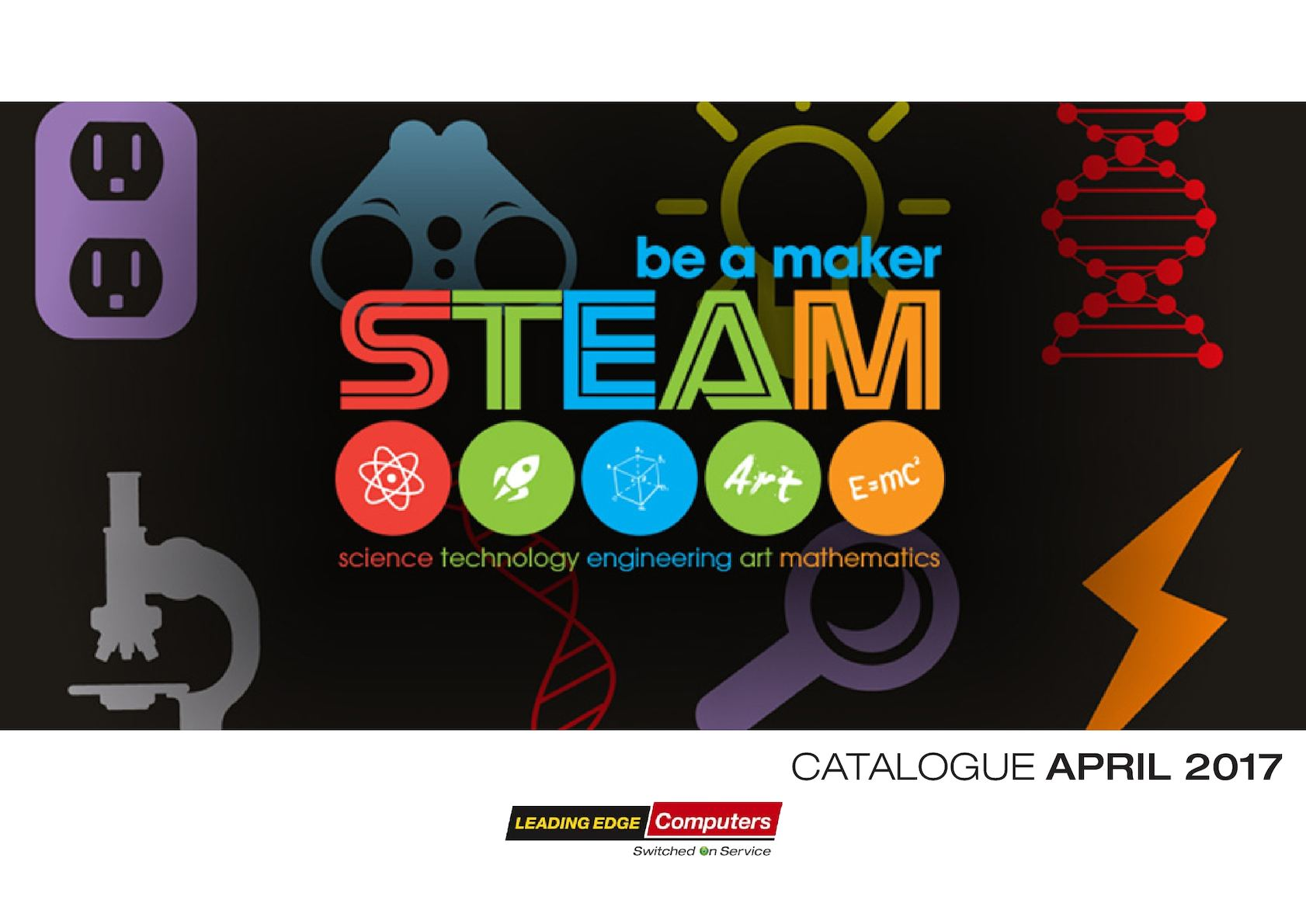 Calaméo Steam Education April 2017 Leading Edge Bathurst Dubbo