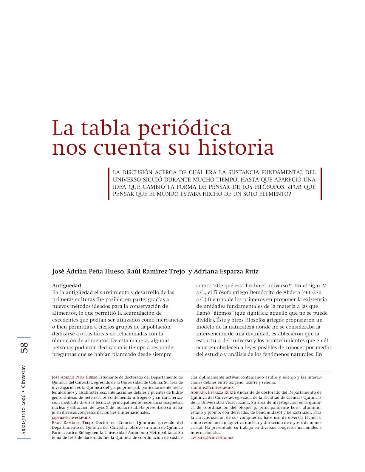Calamo tabla periodica urtaz Image collections