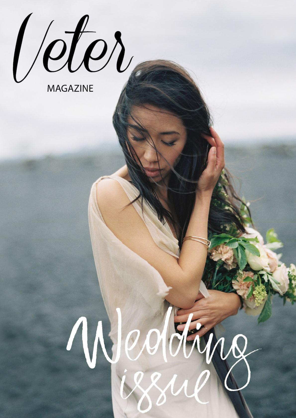 Veter Magazine Wedding 2017