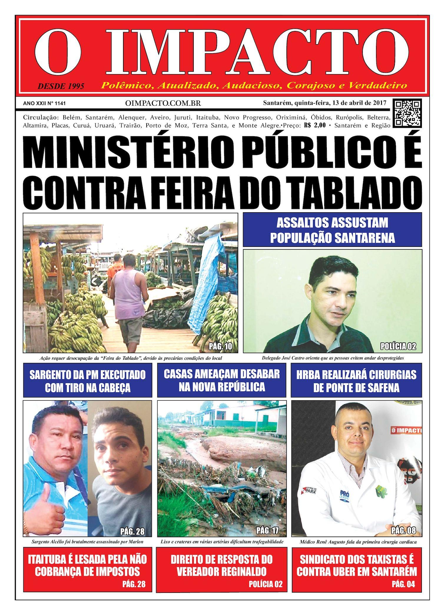 Calaméo - Jornal O Impacto Ed. 1141 11c62b1a973