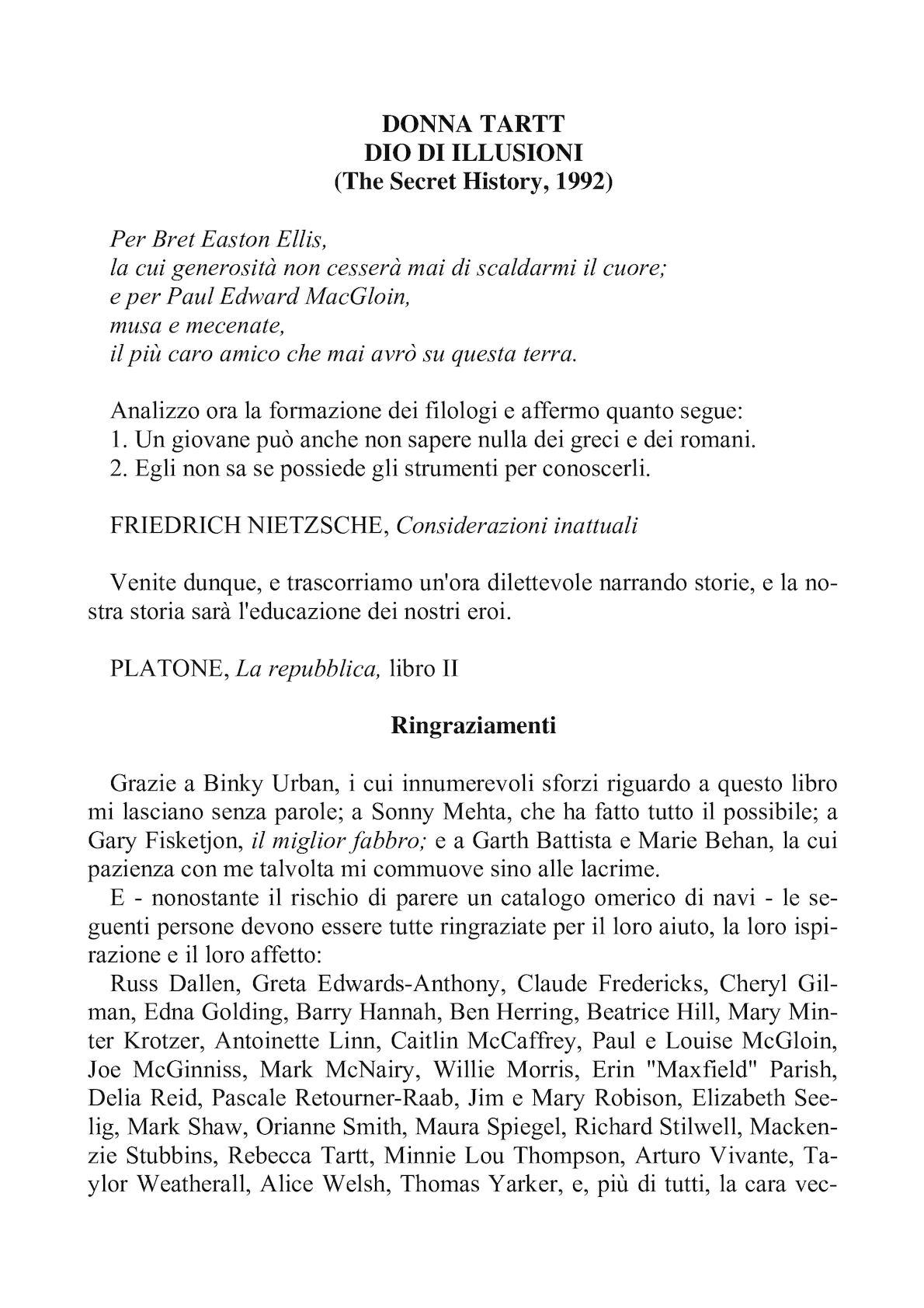 9ca55530740a Calaméo - Tartt Donna Dio Di Illusioni