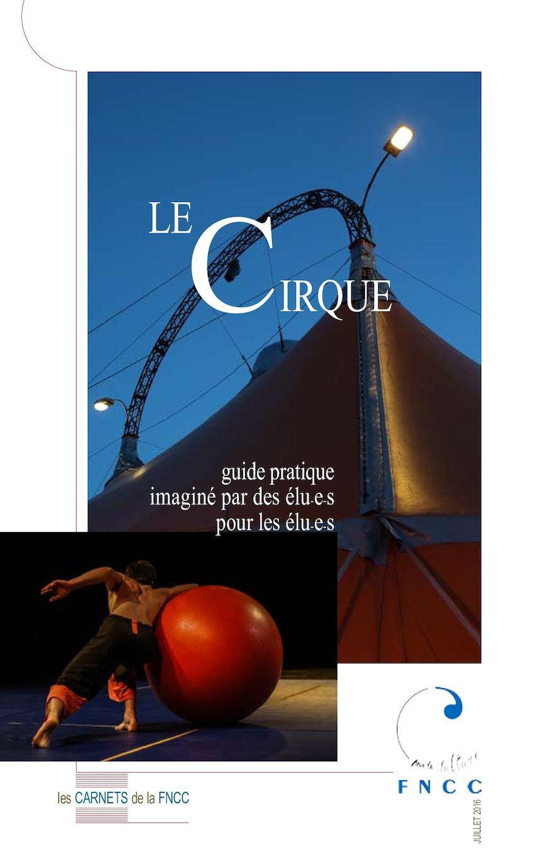 Carnet Cirque