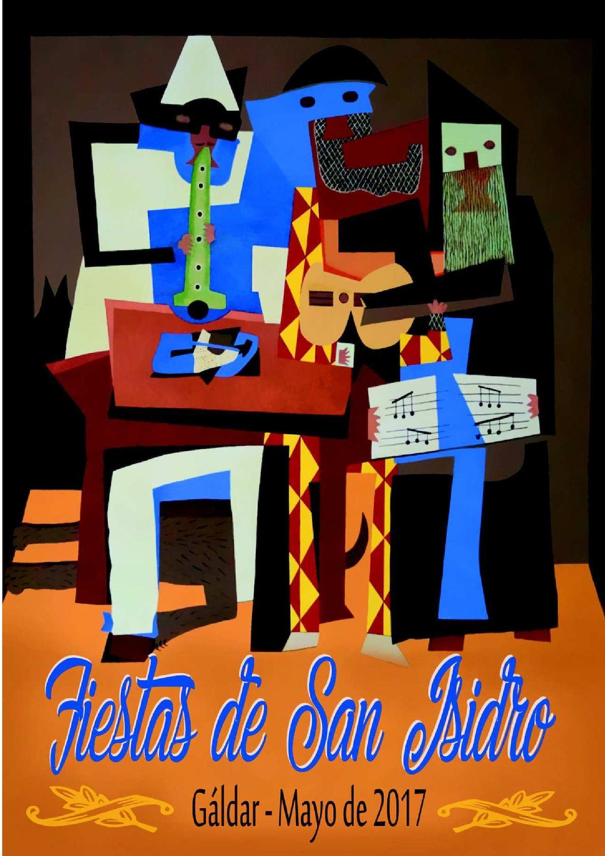 Programa de las fiestas de San Isidro Labrador 2017