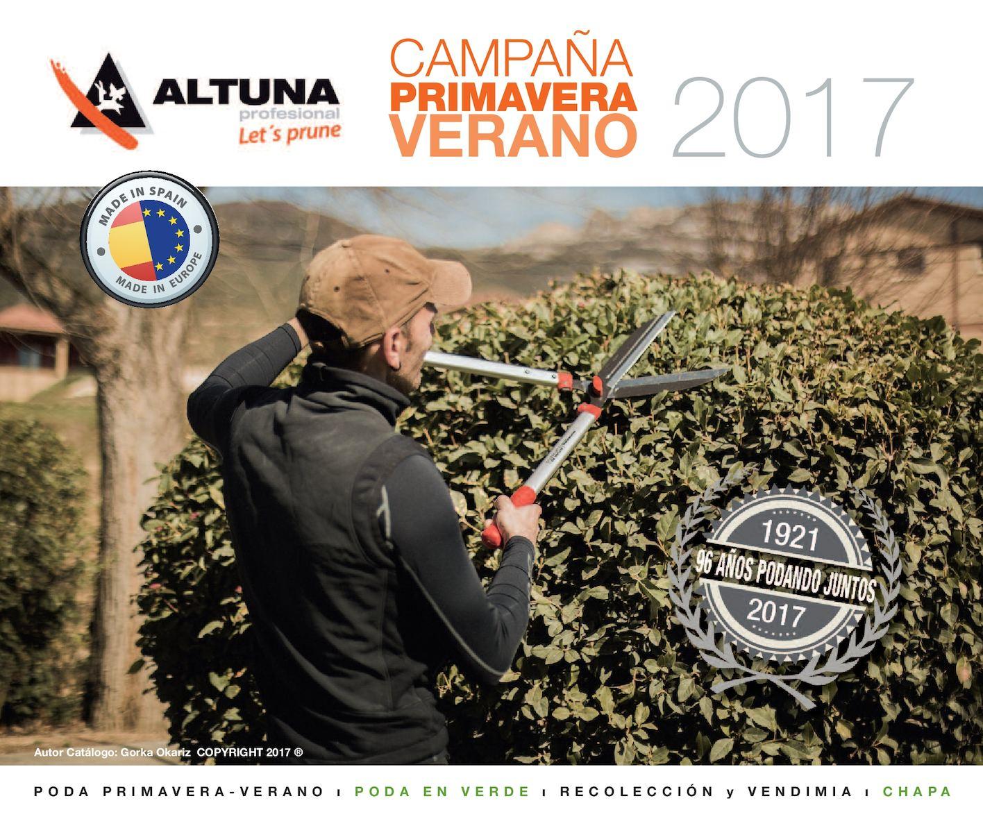 Altuna Poda 2017 Primavera