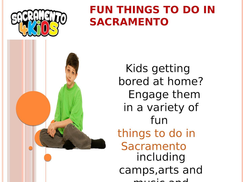 Calaméo Thing To Do For Kids In Sacramento Sacramento4kids