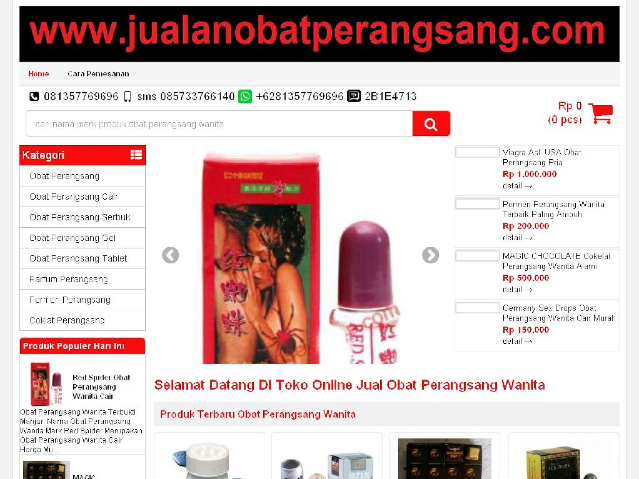 calaméo www jualanobatperangsang com