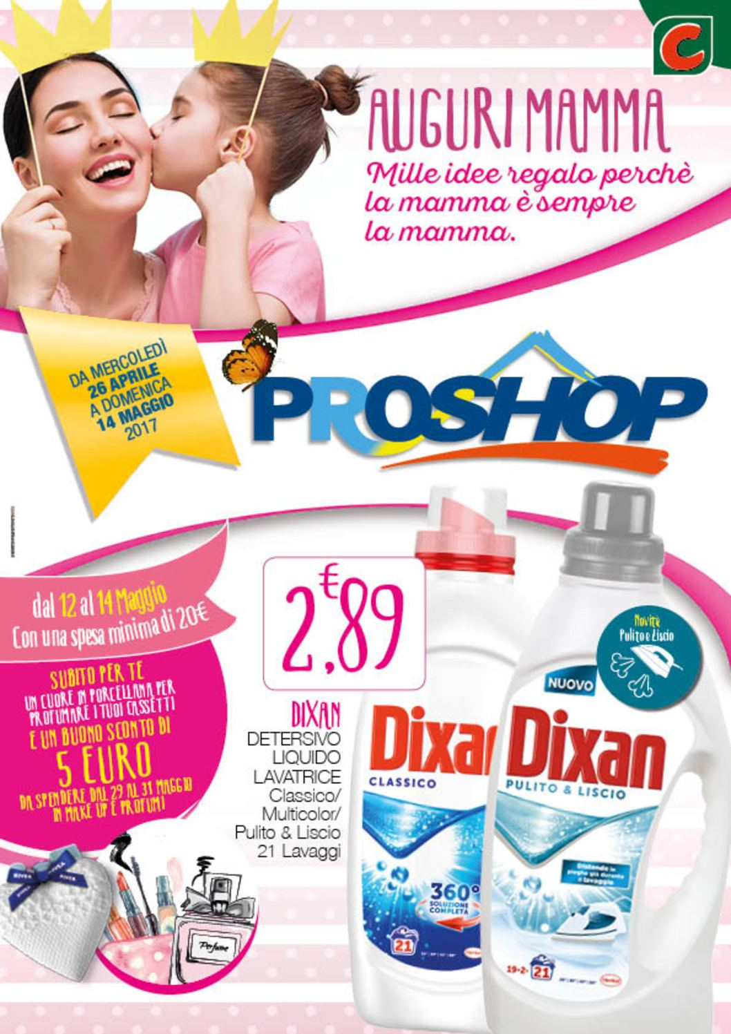 Volantino ProshopTirreno