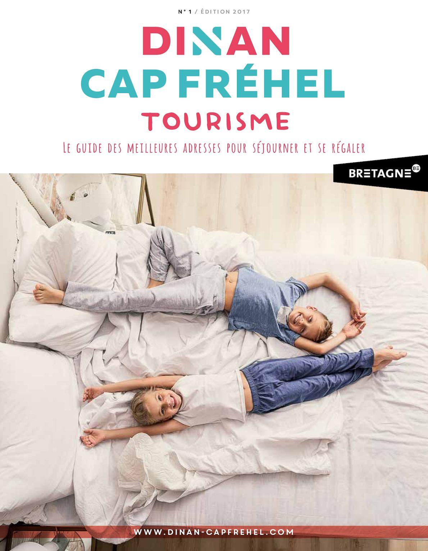 Dinan-Cap Fréhel Tourisme Hebergements et restaurants 2017 Planche