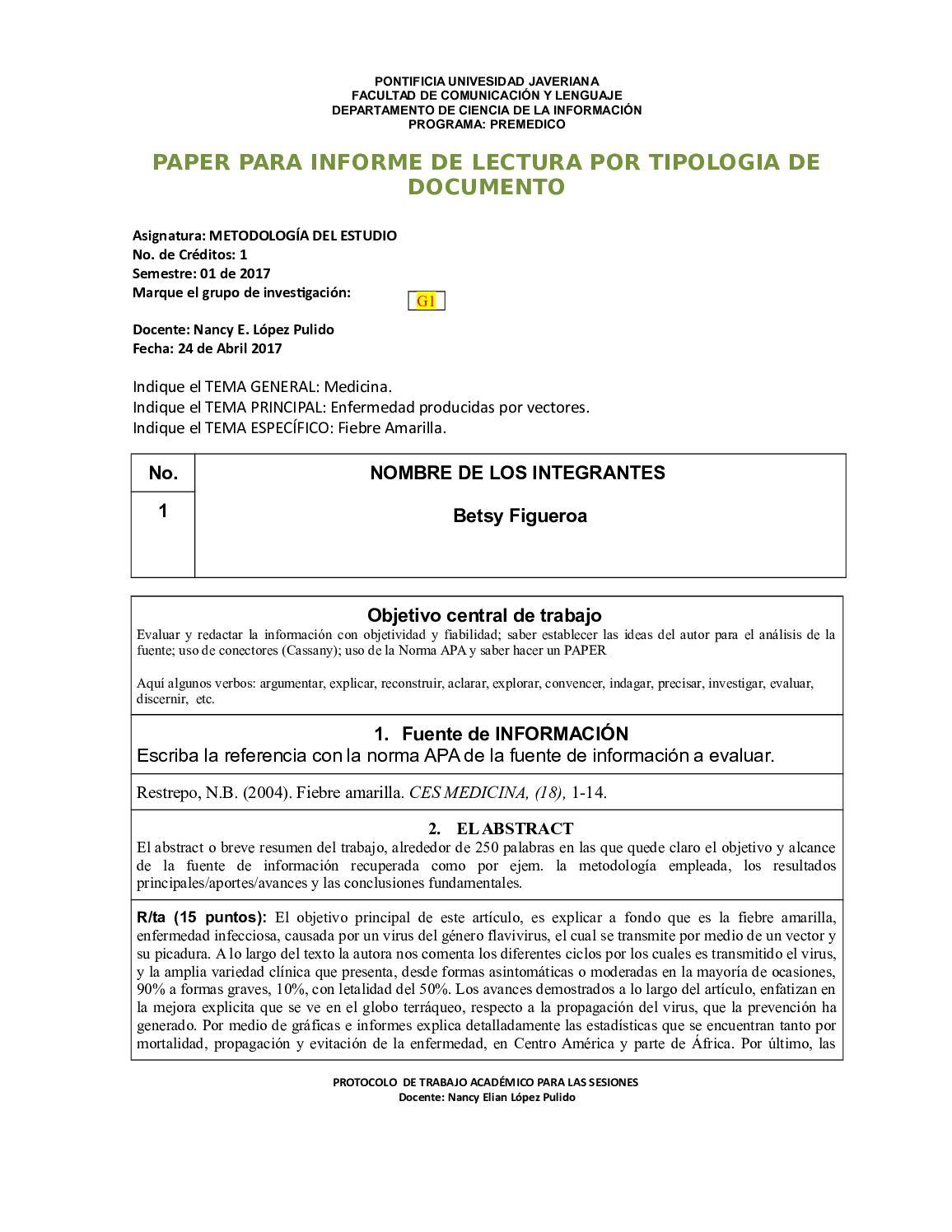 Calaméo - Paper Articulo Cientifico 1!