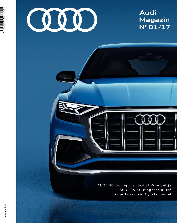 Audi 2017 01 Book