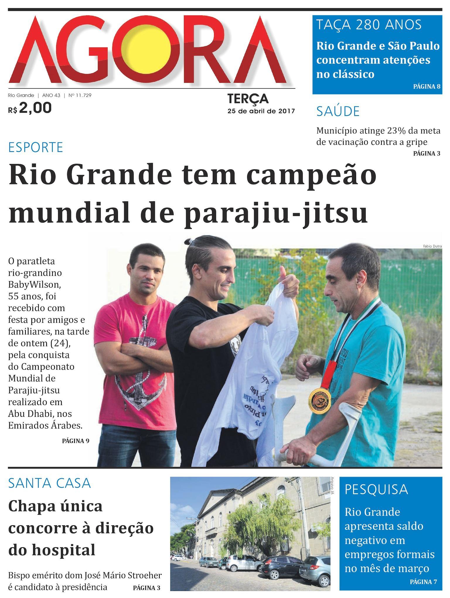 Calaméo - Jornal Agora - Edição 11729 - 25 de Abril de 2017 9227c71aacfd5
