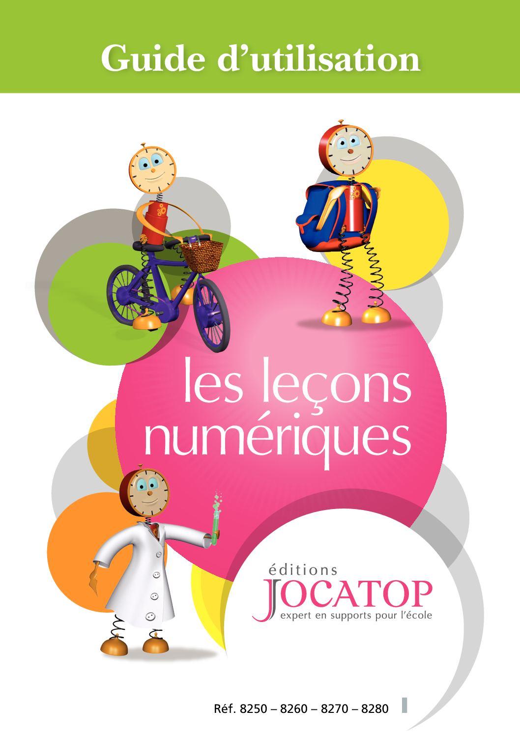 Jocatop Ln Guide Utilisation