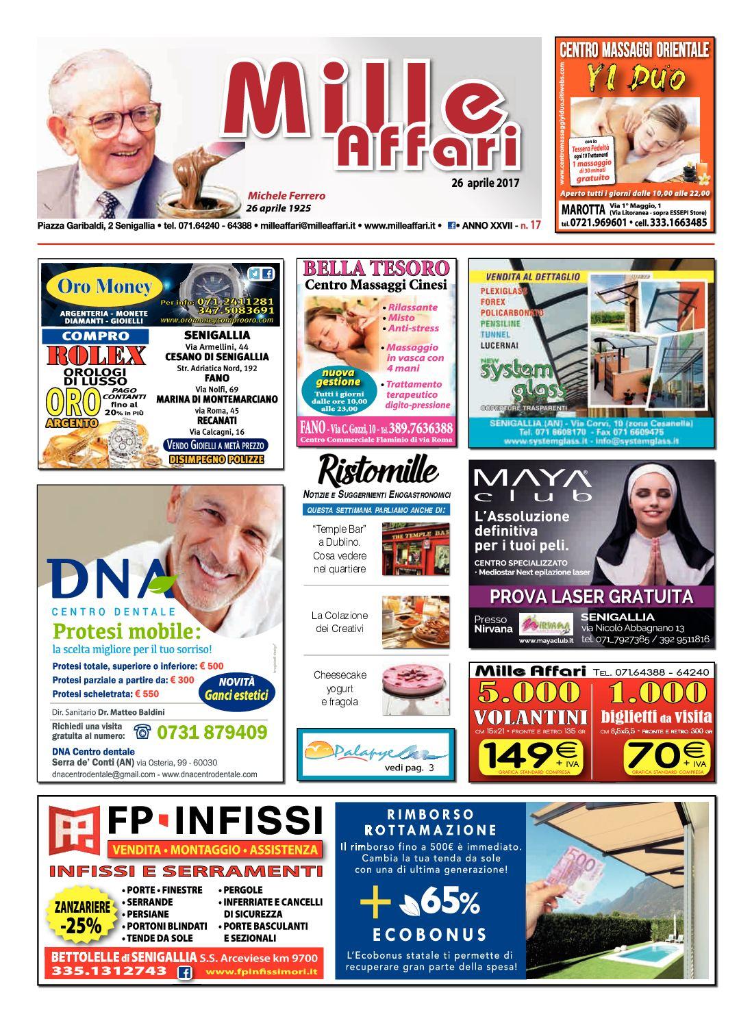 Calaméo - Milleaffari N°17 Del 26.04.17 0877f62e464