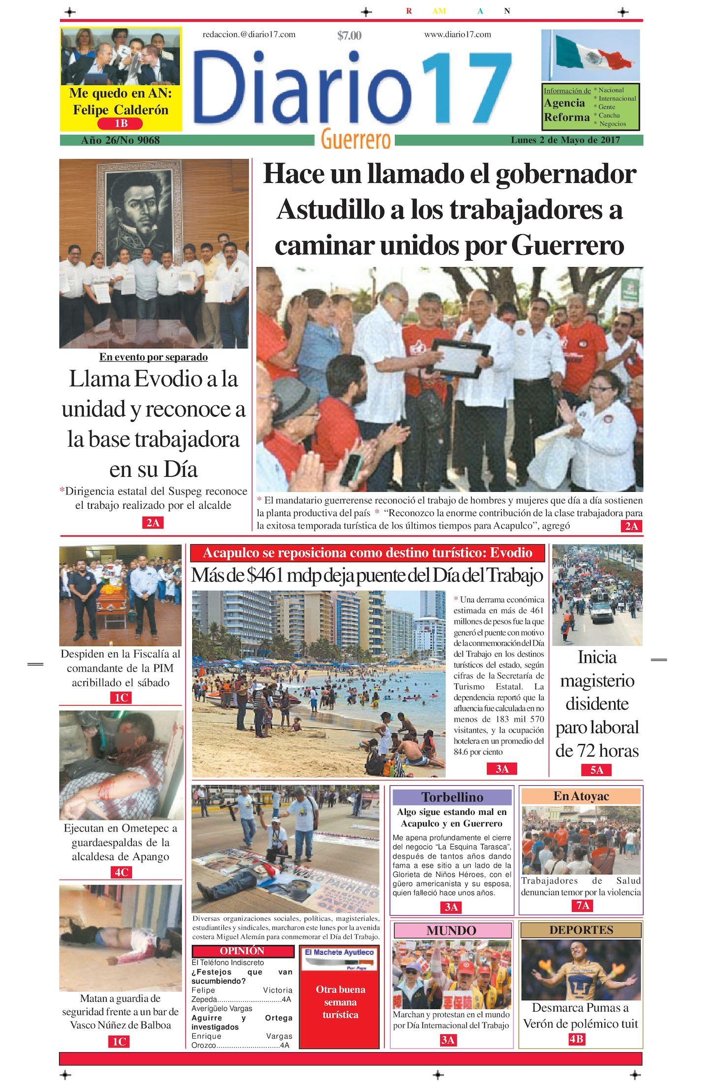 Calaméo - Diario 17 Acapulco 34158c3aa24
