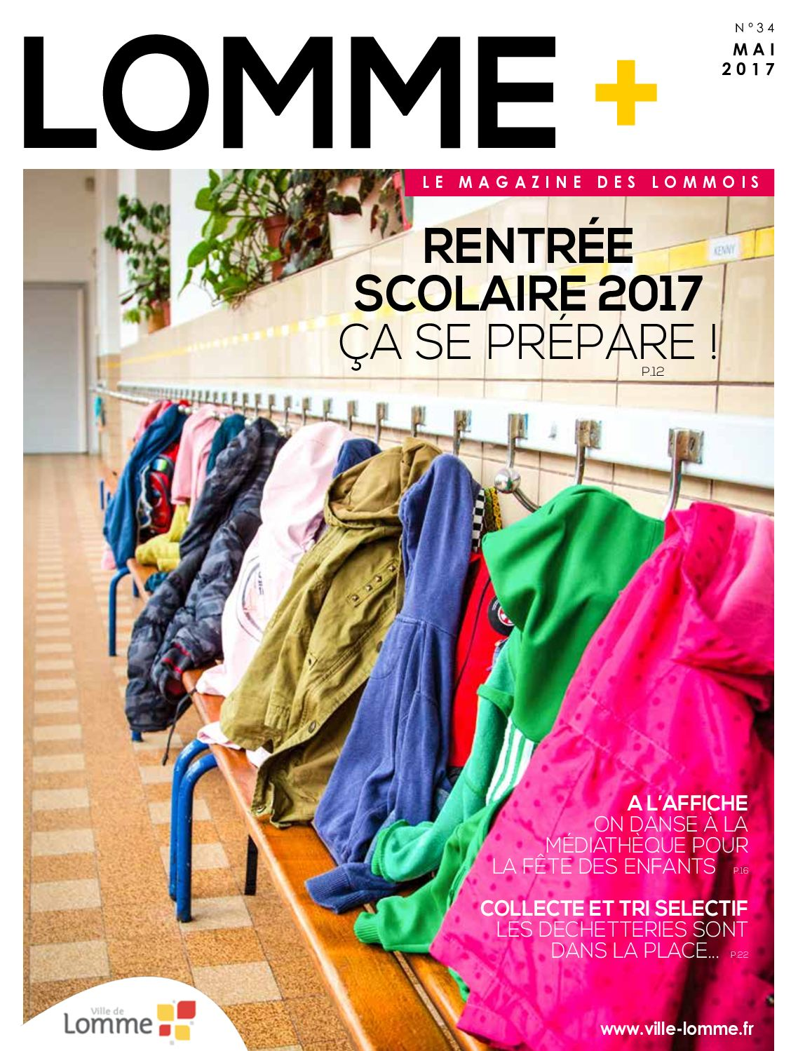 Lomme + Mai 2017