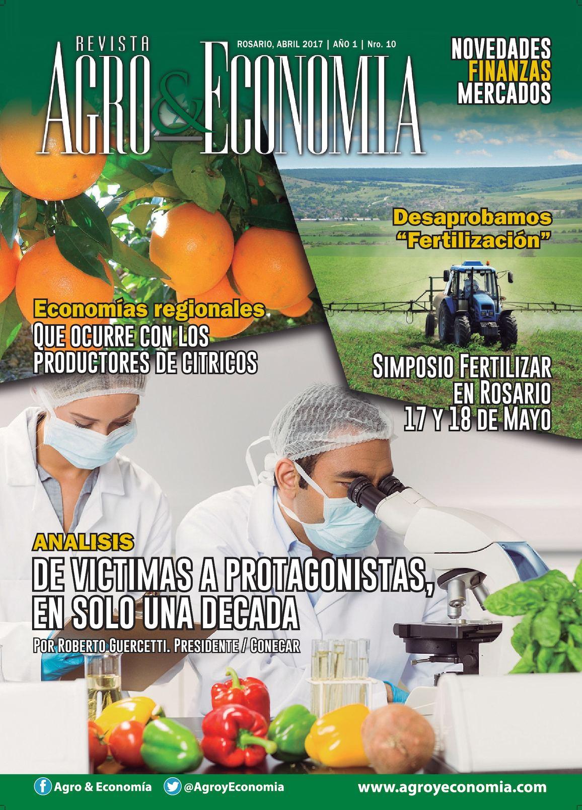 Revista Agro & Economía, Abril 2017