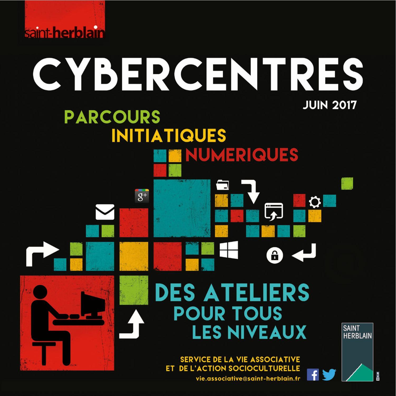 Cybercentres Juin 2017