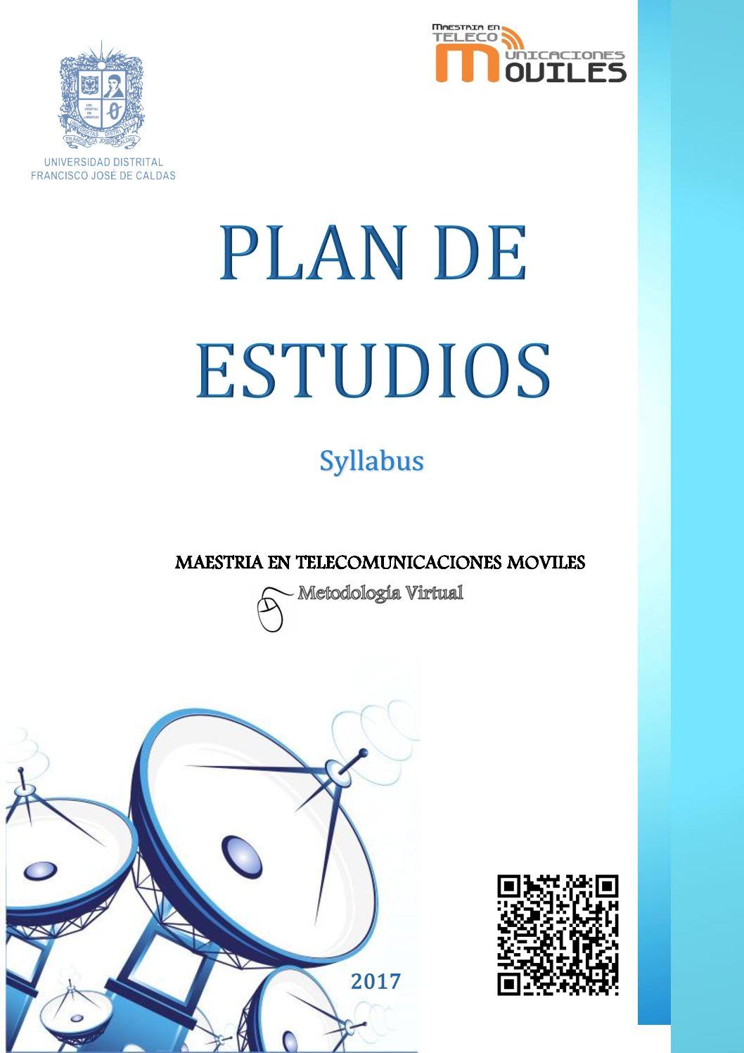 Plan De Estudios Mtm