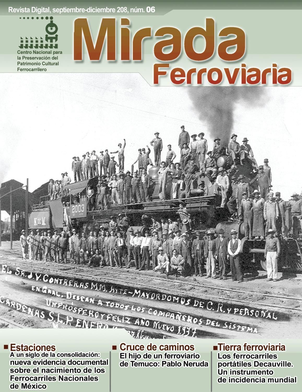 Calaméo - Mirada Ferroviaria 6 Digital