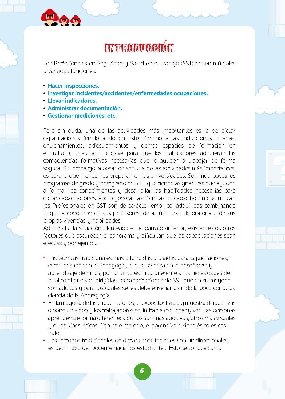 Resumen Manual Del Entrenador Lúdico En Sst - CALAMEO Downloader