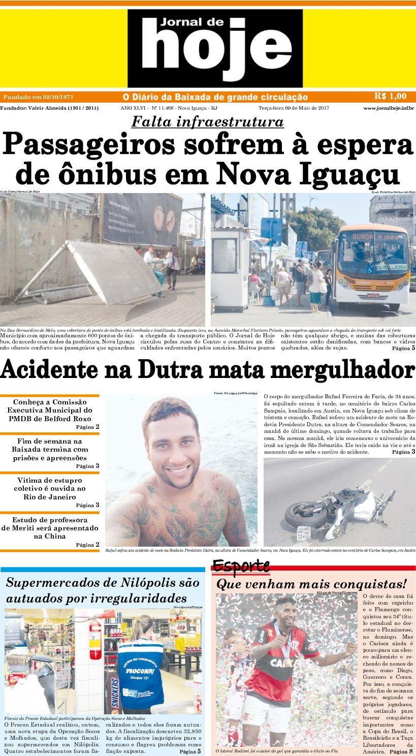 Jornal De Hoje 090517