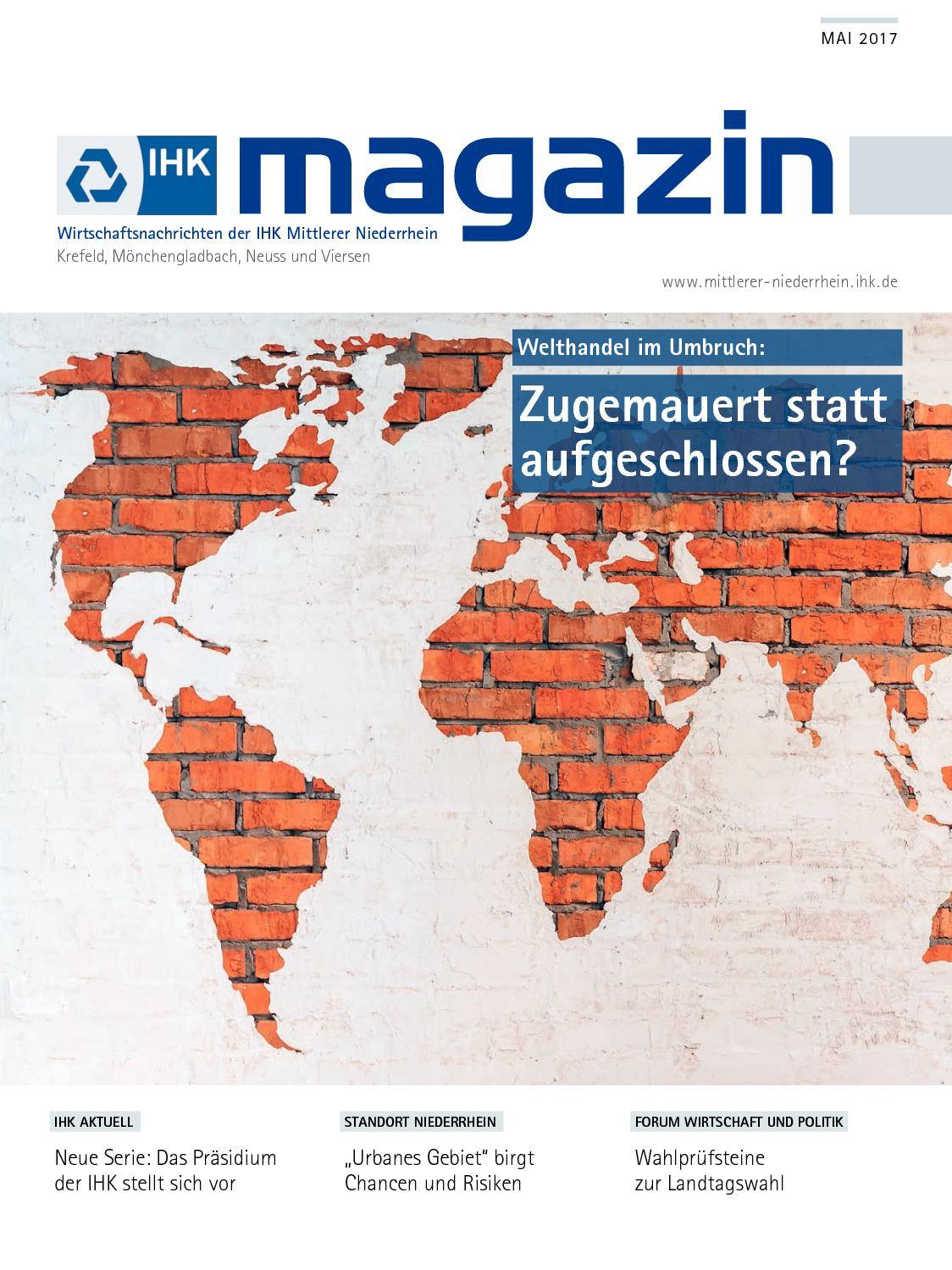 Calaméo - IHK Magazin Mai 2017