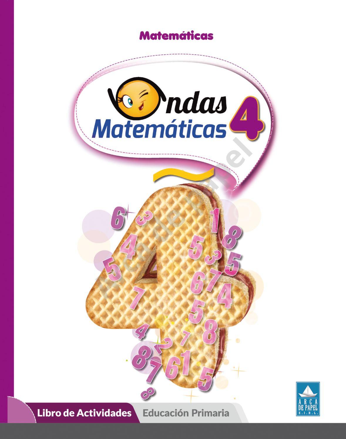Ondas Matemáticas 4